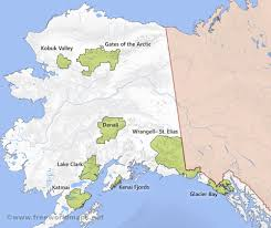 Physical Map Of The United States by Physical Map Of Alaska