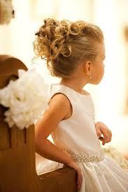 flowergirl hair 35 fancy flower girl hairstyles for every wedding part 19