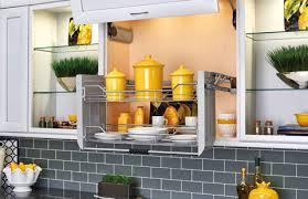 kitchen cabinet storage accessories rev a shelf
