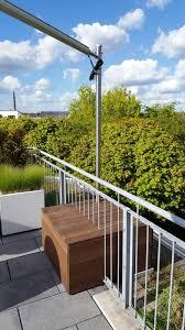 sonnensegel befestigung balkon garten terrasse balkon