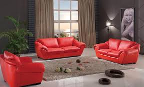 Decorating With Red Sofa Elegant Design Of Modern Small Living Room With Red Sofa