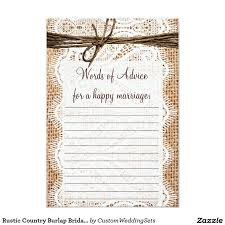bridal advice cards 296 best wedding bridal shower advice cards images on
