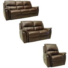 Brown Leather Reclining Sofa by Stylish Brown Leather Recliner Sofa Best Images About Leather