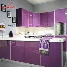 Kitchen Wardrobes Designs Aliexpress Com Buy 0 6 5m Vinyl Self Adhesive Wallpaper Roll For