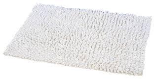 Cotton Bath Rugs White Bath Rugs Rugs Decoration