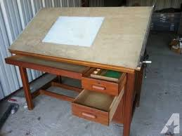 Hamilton Electric Drafting Table Antique Drafting Table U2014 The Home Redesign