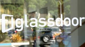 running into a glass door glassdoor raises 40m valued around 1b for a job search