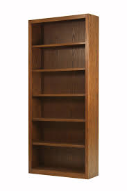 oak bookcase with stain u2014 57th street bookcase u0026 cabinet