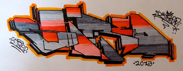 graffiti sketch on behance