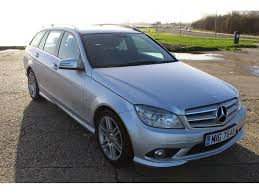 used mercedes benz c class estate 1 6 c180 blueefficiency