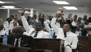 chambre des deputes haiti la loi de finances 2017 2018 adoptée à la chambre des députés