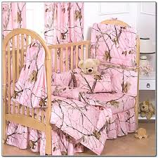 Pink Camo Baby Bedding Crib Set Baby Nursery Decor Beautiful Trees Pink Patterns Baby Camo