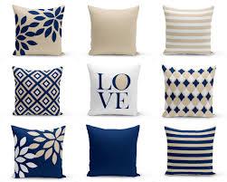 Navy Velvet Cushion Navy Pillow Covers Pillow Ideas