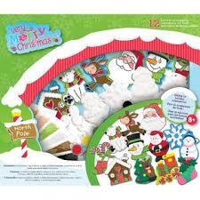makit u0026 bakit ornament kit very merry christmas holiday 12 ct