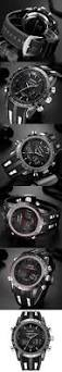 Discount Military Watch Mens Watches For Men Multifunction Sports Waterproof Led 2 Best 25 Mens Waterproof Watches Ideas On Pinterest Fitness