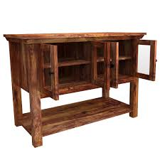 unfinished wood buffets kashiori com wooden sofa chair bookshelves