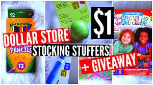 dollar store stocking stuffer ideas u0026 giveaway cheap christmas