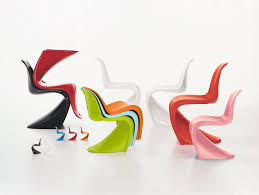 panton chair story of an iconic chair