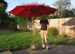 Patio Umbrella Holder by Pinterest U0027teki 25 U0027den Fazla En Iyi Patio Umbrella Stand Fikri