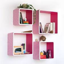 Colored Bookshelves by Wall Shelves Design Colored Wall Shelves Curtains Wine Colored