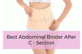 belly wrap best postpartum girdle abdominal binder after c section belly wrap