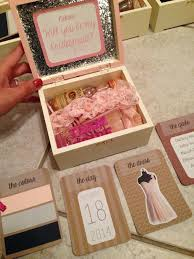 bridesmaids invitation boxes 23 best bridesmaid images on bridesmaid gifts