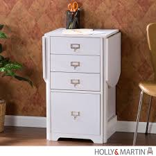 holly u0026 martin paige white fold out organizer and craft desk fss
