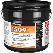 4 gal wood and bamboo flooring urethane adhesive r1509 4