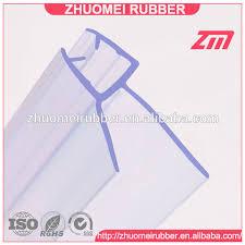 shower door seal f shaped plastic profile buy f shaped plastic