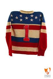 1 new york americans hockey sweater saskatchewan sports of fame