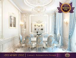 luxury dining room design antonovich design ae architecture