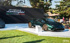 car lamborghini 2017 monterey car week 2017 the quail a motorsports gathering
