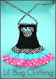 custom boutique clothing minnie mouse giraffe teal lime