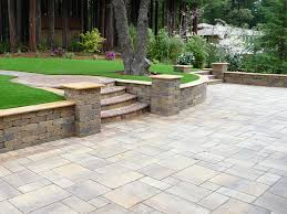 Pictures Of Stone Walkways by Calstone Stone Paving Driveway Pavers Retaining Wall Pavers