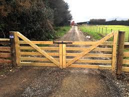 Strongbuilt Sheds Goldpine by Ecoliving Farm Gates Goldpine