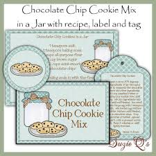 57 best jar cookie mix recipes images on pinterest cookie mixes