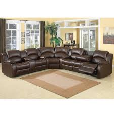 Sofas That Recline Samara 3 Reclining Sectional Overstock Shopping The