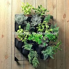 wall garden pots garden supplies plastic garden wall pots planter