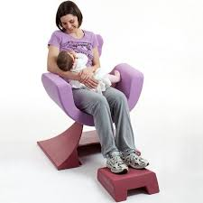 Armchair Breastfeeding Mimmamà Breastfeeding Chair With Integrated Footrest Products
