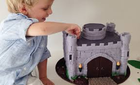 how to make a cake for a boy how to make a castle cake how to cook that castle cake and