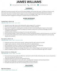 resume cover letter sales associatesample sales associate resume