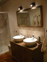 salle de bain avec meuble de cuisine pose meuble salle de bain simple hauteur meuble de salle de bain
