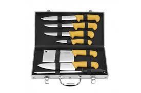 mallette cuisine albert de thiers mallette eco 8 pièces acier inox
