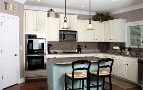 colourful kitchen cabinets paint colors for kitchens coryc me