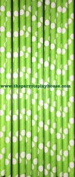 Lime Green Polka Dot Curtains Lovely Lime Green Polka Dot Curtains Inspiration With Paper Straws