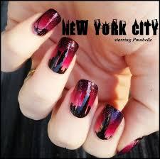 new york city nail art by pmabelle nailpolis museum of nail art