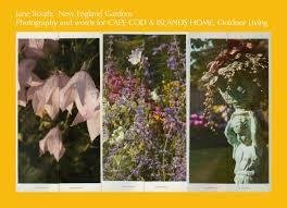 cape cod home jane booth new england gardens