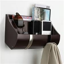 Entryway Wall Organizer Coat Rack With Key And Mail Holder Entryway Organizer Umbra