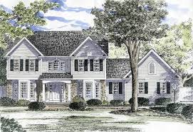 brick colonial house plans dryden southern colonial home plan 034d 0048 house plans and more