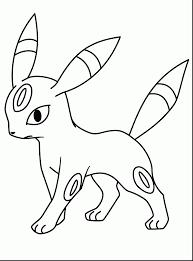 pokemon coloring pages fennekin